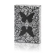 Limited- Edition- Butterfly- Playing- Cards- Marked -(Black and Gold) -by- Ondrej- Psenicka (4)
