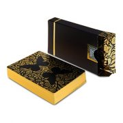 Limited- Edition- Butterfly- Playing- Cards- Marked -(Black and Gold) -by- Ondrej- Psenicka (5)