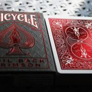 Rider- Back- Crimson- Luxe- (Red) Version- 2- by- US- Playing- Card (1)