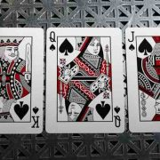 Rider- Back- Crimson- Luxe- (Red) Version- 2- by- US- Playing- Card (2)