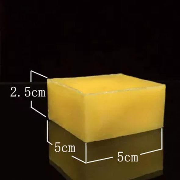 Magicians Wax - Block (yellow) -1