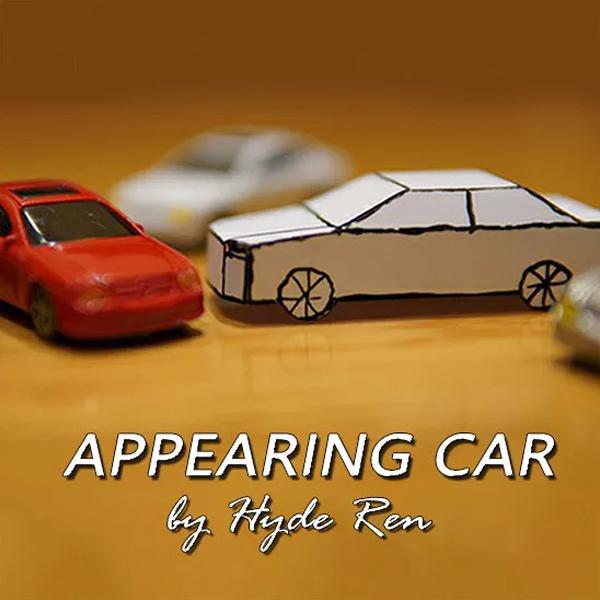 Appearing Car by Hyde Ren (2)