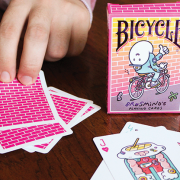 Bicycle Nautic Pink Playing Cards by US Playing Card (3)
