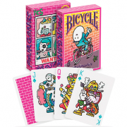 Bicycle Nautic Pink Playing Cards by US Playing Card (4)