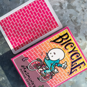 Bicycle Nautic Pink Playing Cards by US Playing Card (5)