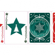 Christmas Playing Cards (Green) by TCC (6)