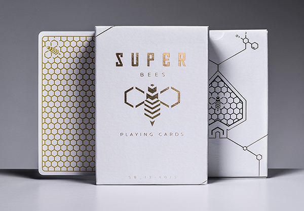 Super Bees Playing Cards (1)