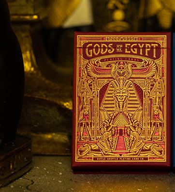 Gods-of-Egypt-(red)-Playing-Cards-by-Divine-Playing-Cards