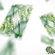 Monstera-(Green)-Playing-Cards-by-TCC-Presents (6)
